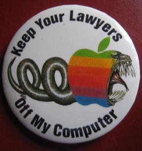 Apple sans Steve Jobs avait une image corporate différente
