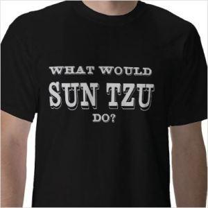 Sun Tzu recommanderait une stratégie de communication basée sur un objectif clairement articulé