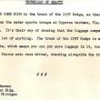 Un ancien communiqué de presse de Dodge en 1957
