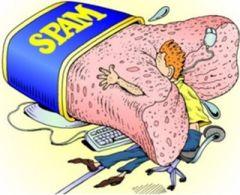Le spam envahit les boites mail