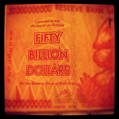Un milliard de dollars