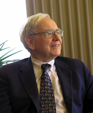 """Portrait Warren Buffet auteur de """"il faut 20 ans pour construire une réputation et seulement 5 minutes pour la détruire"""""""