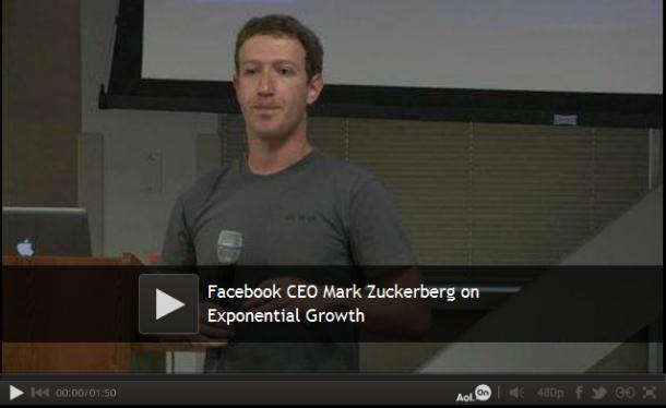 Zuckerberg-exponentiel